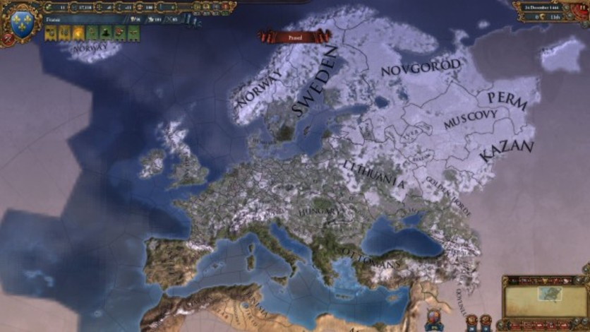 Screenshot 12 - Europa Universalis IV: The Art of War Collection