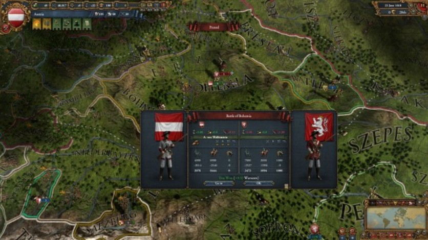 Screenshot 4 - Europa Universalis IV: The Art of War Collection