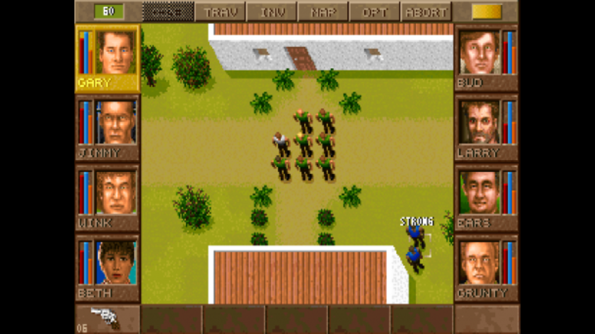 Screenshot 8 - Jagged Alliance - Gold Edition