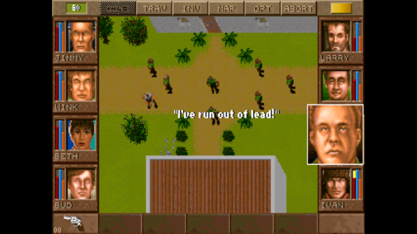 Screenshot 4 - Jagged Alliance - Gold Edition