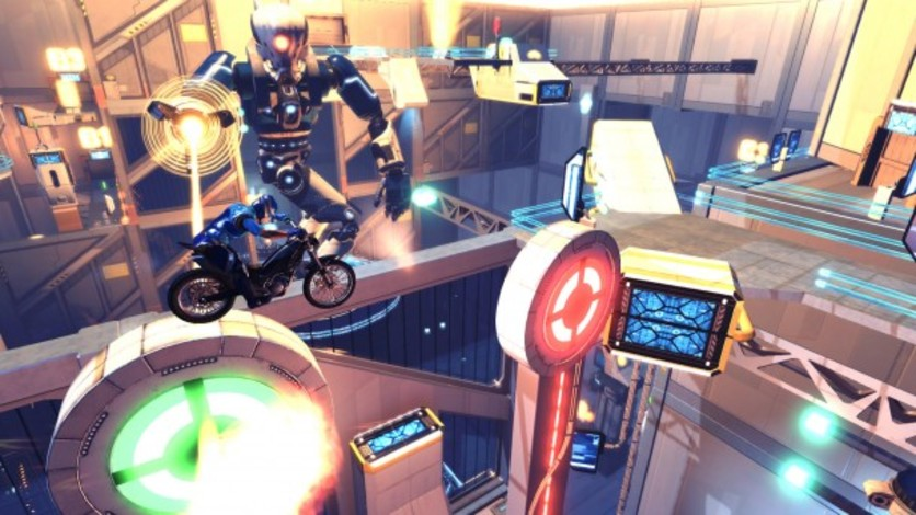 Screenshot 5 - Trials Fusion - Fault One Zero
