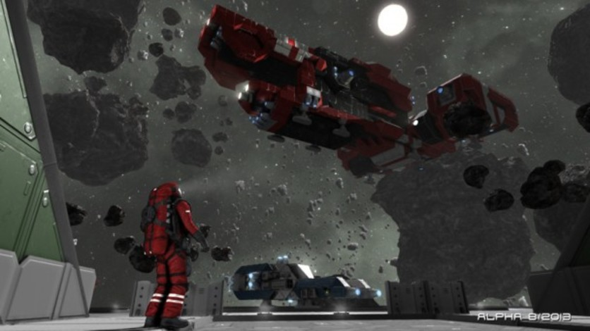 Screenshot 9 - Space Engineers