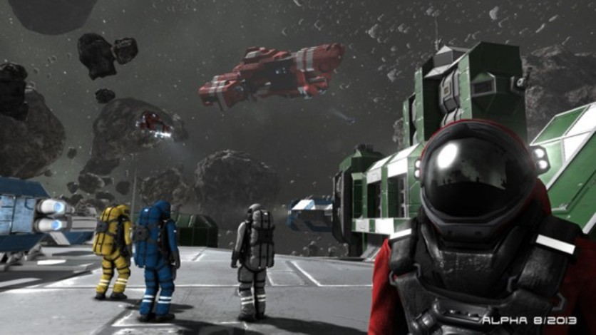 Screenshot 7 - Space Engineers