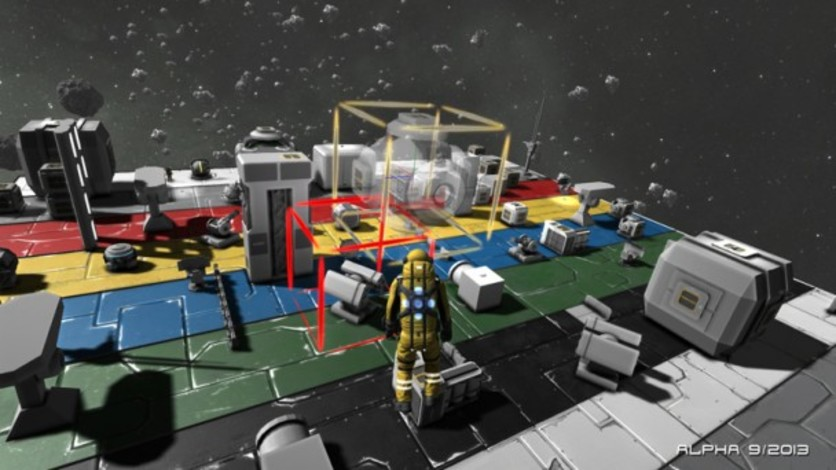 Screenshot 6 - Space Engineers