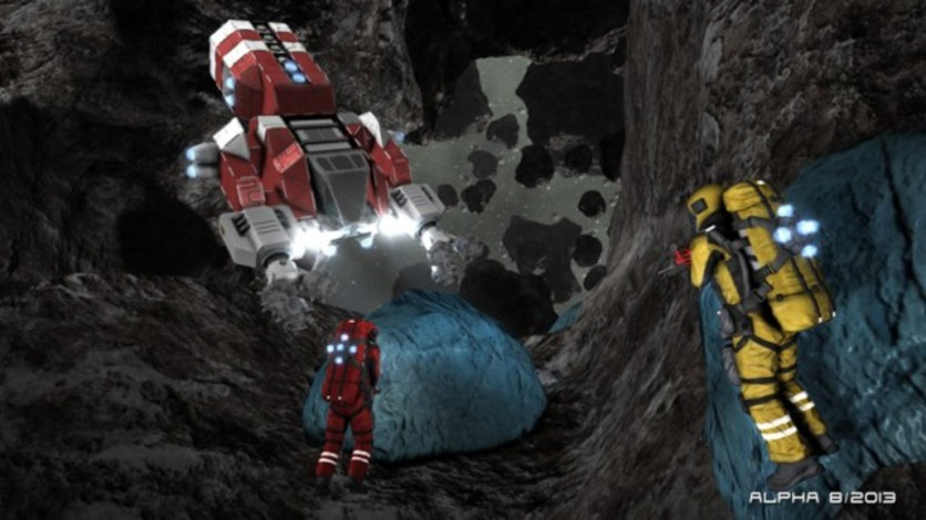 Screenshot 10 - Space Engineers