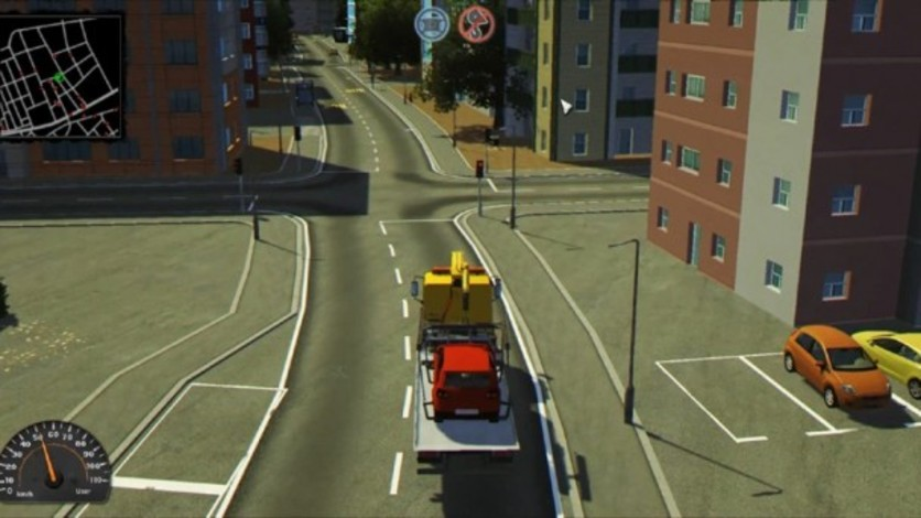 Screenshot 3 - Towtruck Simulator 2015