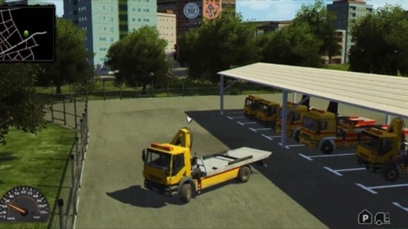 Screenshot 8 - Towtruck Simulator 2015