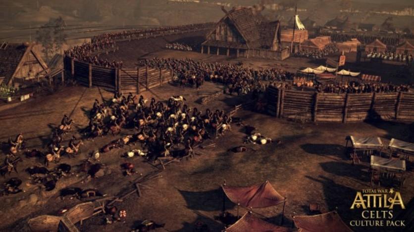 Screenshot 4 - Total War: ATTILA - Celts Culture Pack