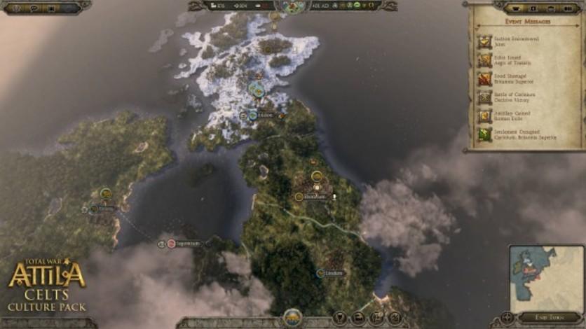 Screenshot 10 - Total War: ATTILA - Celts Culture Pack