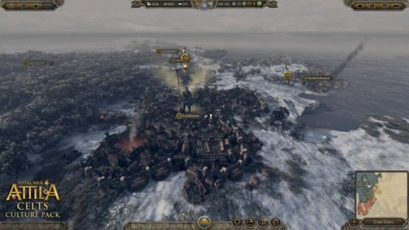 Screenshot 7 - Total War: ATTILA - Celts Culture Pack