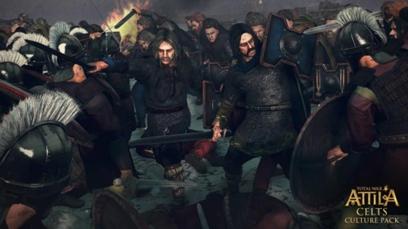 Screenshot 3 - Total War: ATTILA - Celts Culture Pack