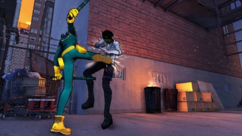 Screenshot 3 - Kick-Ass 2