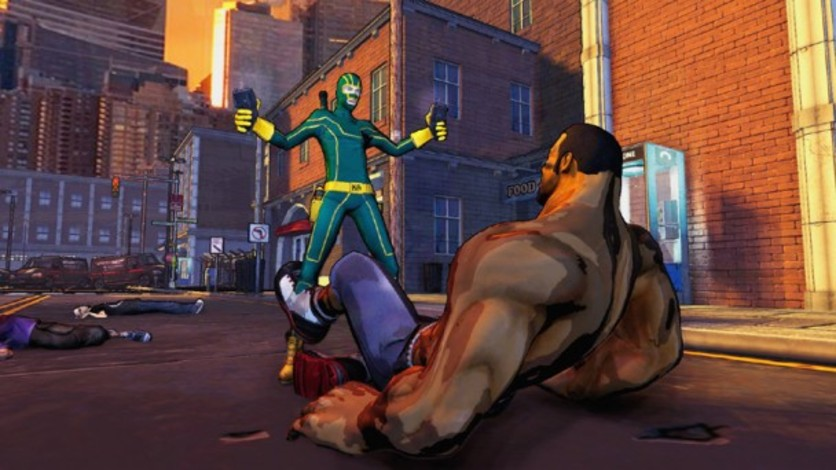 Screenshot 11 - Kick-Ass 2