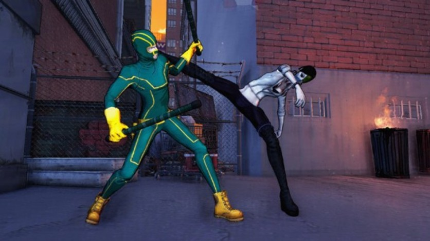 Screenshot 4 - Kick-Ass 2