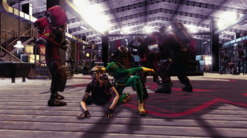 Screenshot 8 - Kick-Ass 2