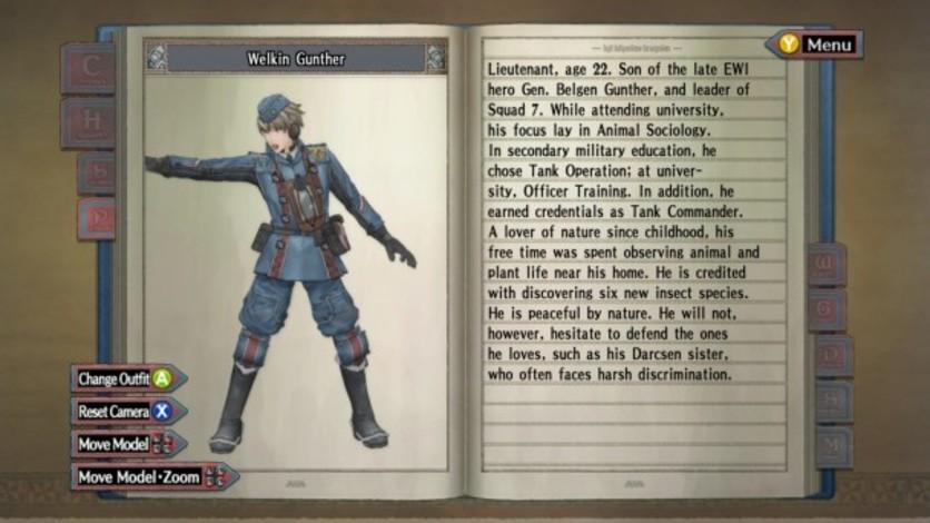 Screenshot 5 - Valkyria Chronicles