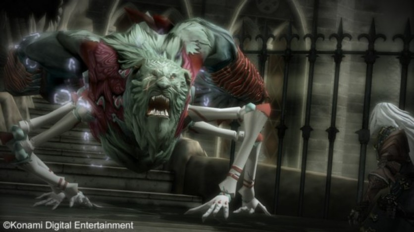 Screenshot 7 - Castlevania: Lord of Shadows - Mirror of Fate HD