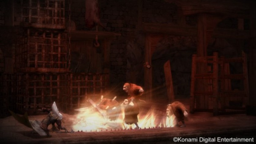 Screenshot 8 - Castlevania: Lord of Shadows - Mirror of Fate HD