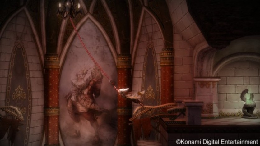 Screenshot 2 - Castlevania: Lord of Shadows - Mirror of Fate HD