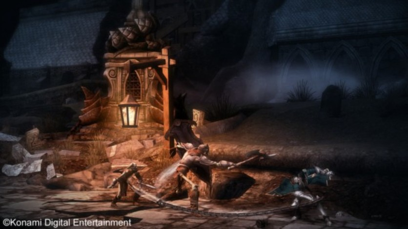 Screenshot 5 - Castlevania: Lord of Shadows - Mirror of Fate HD
