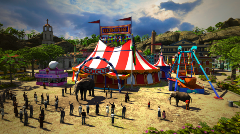 Screenshot 4 - Tropico 5