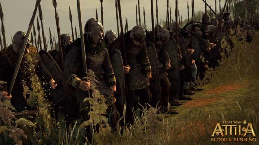 Screenshot 5 - Total War: ATTILA - Blood and Burning Pack