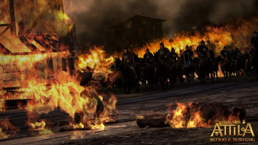 Screenshot 4 - Total War: ATTILA - Blood and Burning Pack