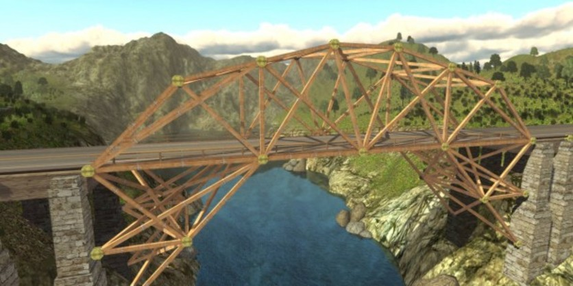 Screenshot 2 - Bridge Project