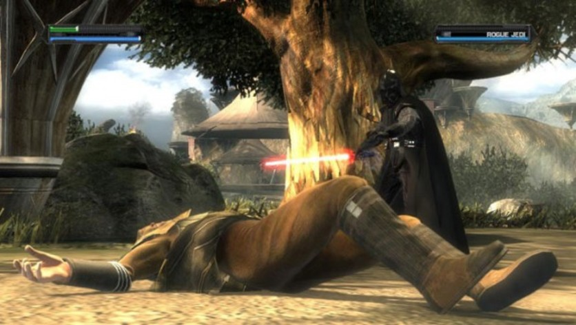 Screenshot 6 - Star Wars: The Force Unleashed - Ultimate Sith Edition (MAC)