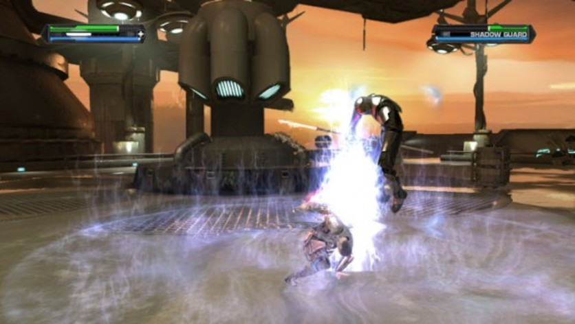 Screenshot 5 - Star Wars: The Force Unleashed - Ultimate Sith Edition (MAC)