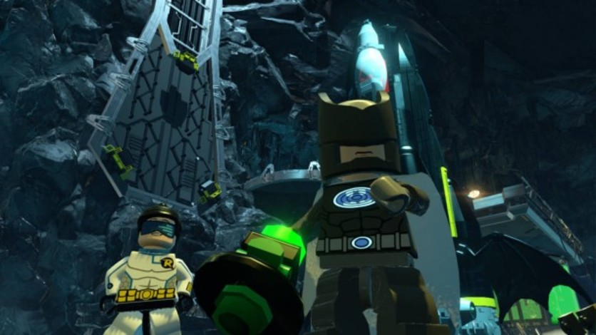 Screenshot 7 - LEGO Batman 3: Beyond Gotham