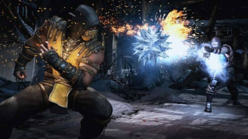 Screenshot 9 - Mortal Kombat X - Kombat Pack