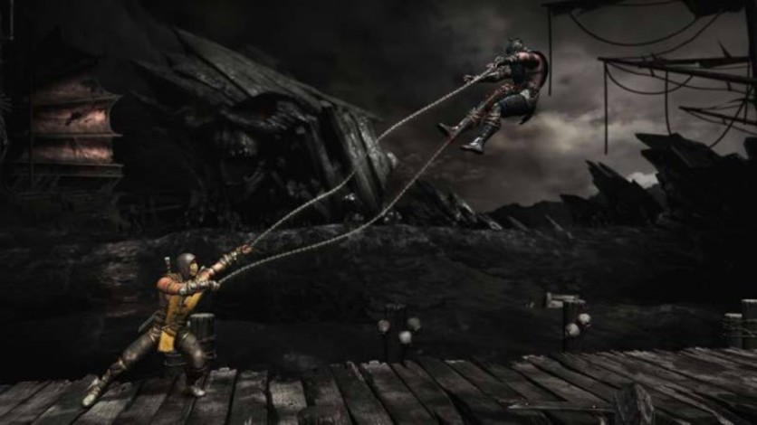 Screenshot 2 - Mortal Kombat X - Kombat Pack