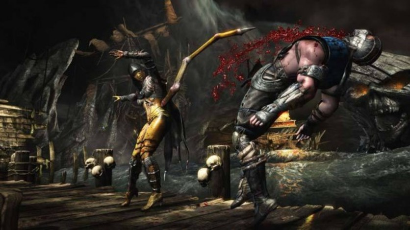 Screenshot 5 - Mortal Kombat X - Kombat Pack
