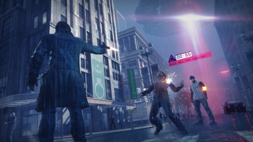 Screenshot 4 - Watch Dogs - Conspiracy