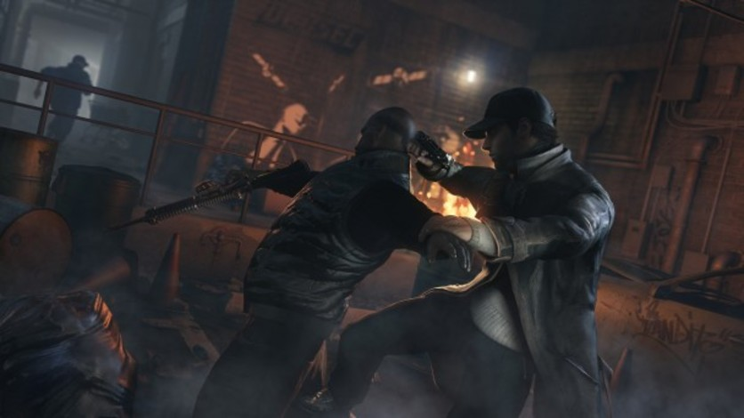 Screenshot 5 - Watch Dogs - Conspiracy