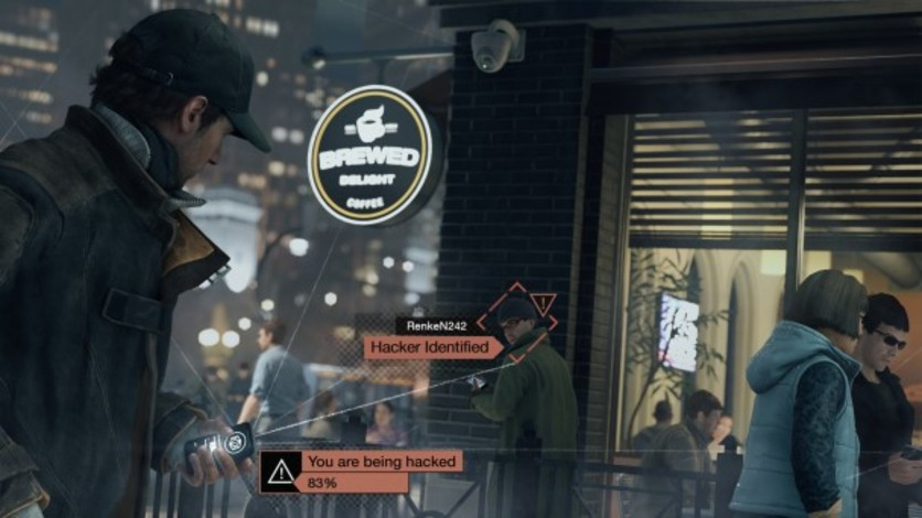 Screenshot 6 - Watch Dogs - Conspiracy
