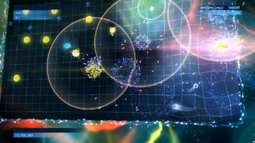 Screenshot 5 - Geometry Wars 3: Dimensions (MAC)