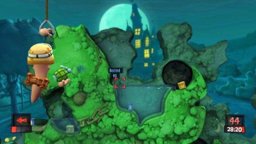 Screenshot 7 - Worms Revolution Gold Edition