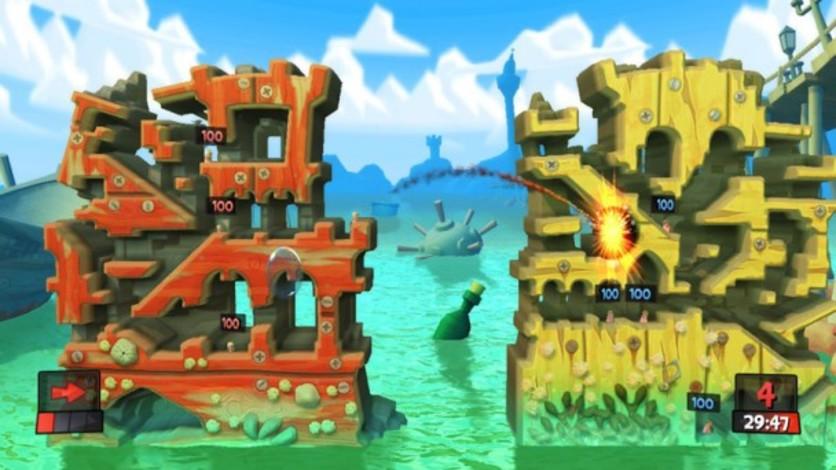 Screenshot 9 - Worms Revolution Gold Edition