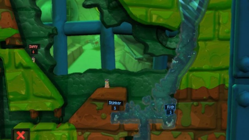 Screenshot 10 - Worms Revolution Gold Edition