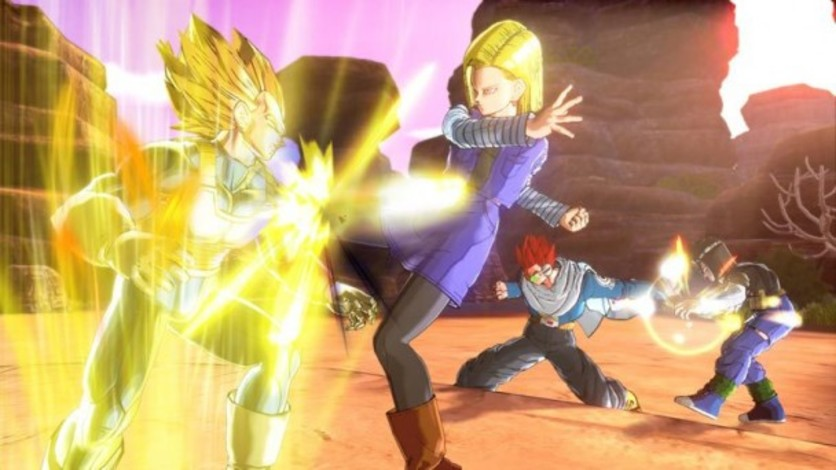 Screenshot 3 - Dragon Ball Xenoverse