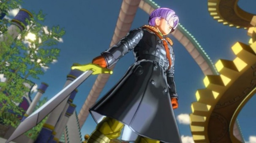 Screenshot 2 - Dragon Ball Xenoverse