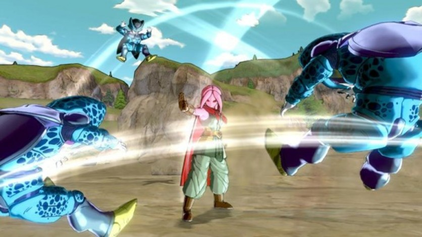 Screenshot 4 - Dragon Ball Xenoverse