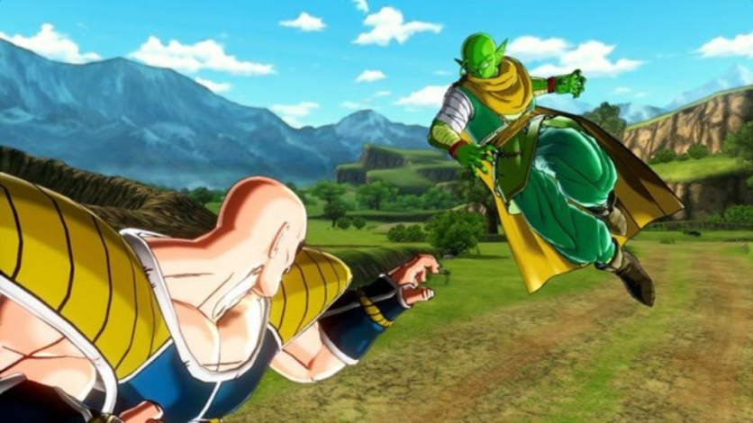 Screenshot 5 - Dragon Ball Xenoverse