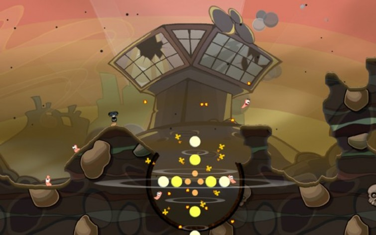 Screenshot 7 - Worms Reloaded - Game of the Year Edition