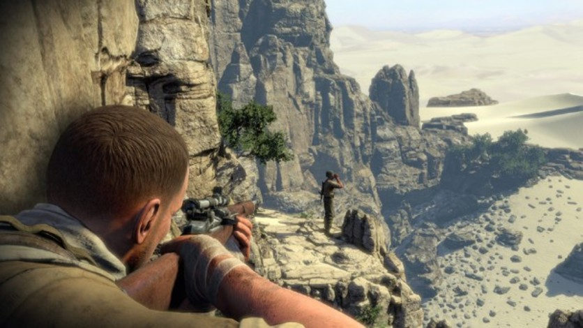 Screenshot 12 - Sniper Elite III