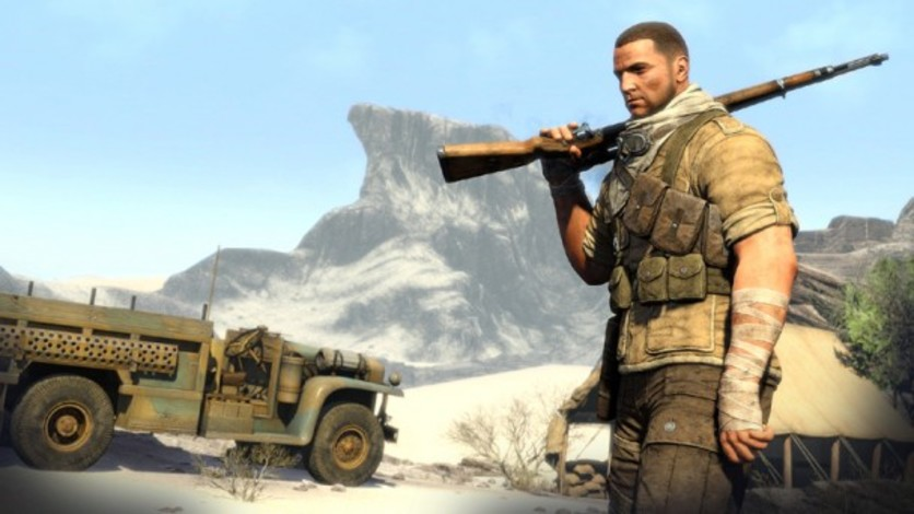 Screenshot 13 - Sniper Elite III