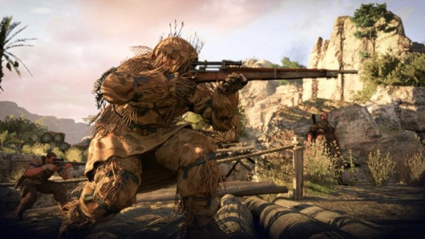 Screenshot 4 - Sniper Elite III
