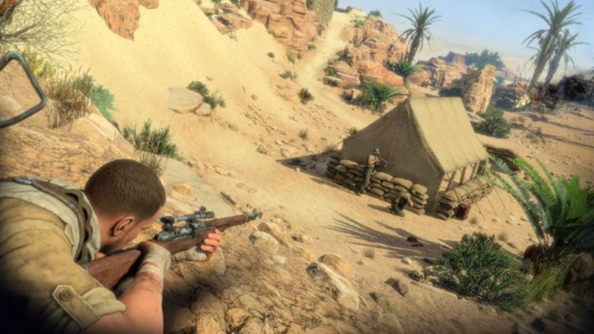 Screenshot 14 - Sniper Elite III
